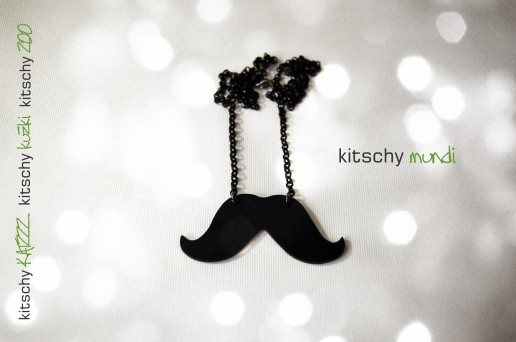 VERIZICA Brki . NECKLACE Mustache