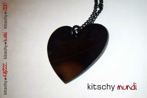 VERIŽICA Srce . NECKLACE Heart
