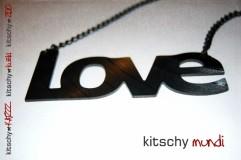VERIŽICA Love . NECKLACE Love