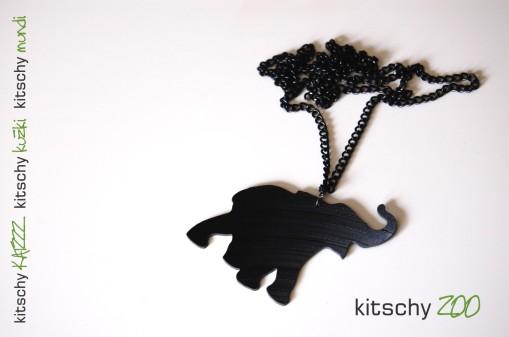KITSCHY slon verizica 1