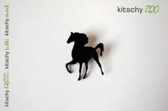 BROSKA Konjicek . BROOCH Horse
