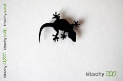 BROSKA Kuscar . BROOCH Lizard
