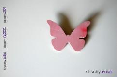 KITSCHY metulj broska