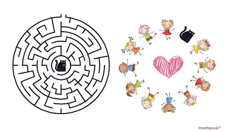 KITSCHY maze
